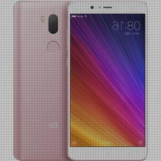 Review de plus xiaomi mi5s plus pink
