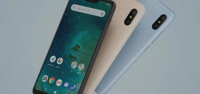 TOP 8 Xiaomi A2 Lite Dorado 3gb